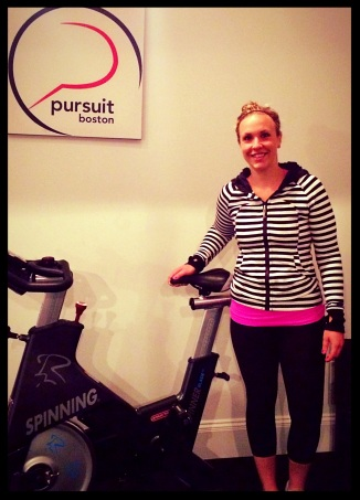 Pursuit Boston Spinesta of the Month - Alix Leabman