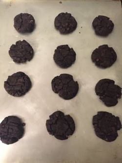 double choc cookies2